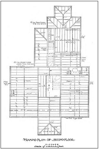 the gallery for gt floor framing plan exle